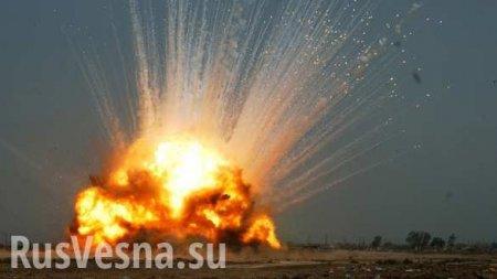 На границе с ЛНР погибли трое украинских военных