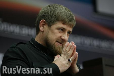 «Мразь иподонок!» — Кадыров жёстко ответил на«мерзкую акцию» грузинского  ...