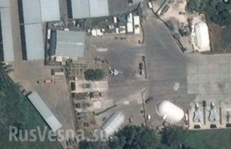 На базе ВКС России в Сирии замечен «таинственный» истребитель — подробности (ФОТО)