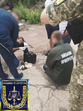 Офицер ВСУзаденьги пускал навоенный аэродром поиграть впейнтбол (ФОТО)