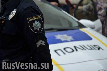 Голый хулиган в Киеве избил пенсионера и двухлетнего ребёнка