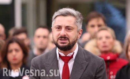 Грузины призывают «заткнуть рот» телеканалу «Рустави 2» из-за антироссийски ...