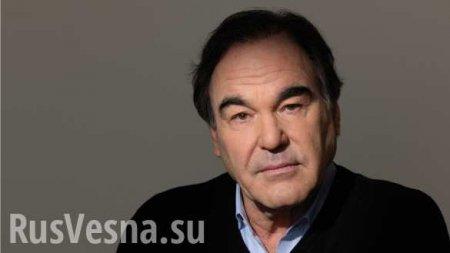 Страшнее телемоста: на Украине покажут новый фильм Оливера Стоуна о Донбасс ...