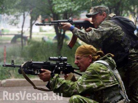 Что делать ополченцам Донбасса, если «начнётся», — комбриг «Востока»