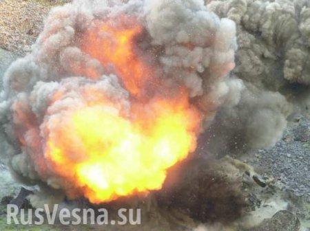 СРОЧНО: Боевики подорвали бомбу на пути конвоя российской армии в Сирии (ФО ...
