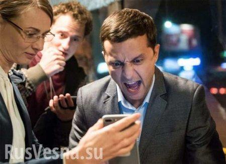 Борьба обостряется: Рейтинг Зеленского снова идёт в отрыв (ВИДЕО)
