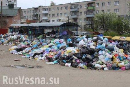 Украина вошла втоп«мусорного рейтинга»
