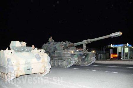 Сирия: Пехоте Коалиции США грозит уничтожение, 80000 солдат и 1000 единиц техники готовы к атаке (ФОТО, ВИДЕО)