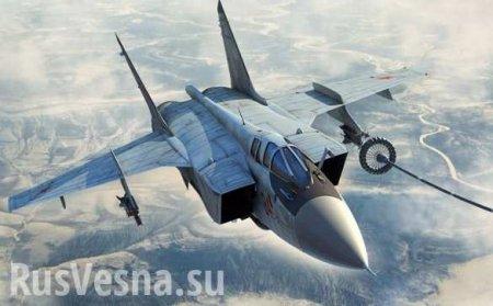 ВСШАвключили российские истребители всписок самых быстрых вистории