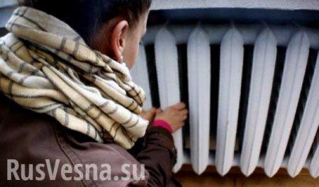 На Украине предупредили об угрозе нехватки газа на зиму