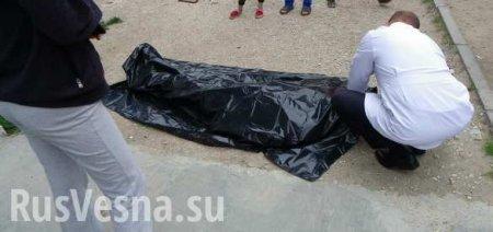 В Кировограде после стычки с полицейскими умер мужчина (ВИДЕО)