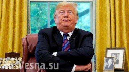 Трамп прокомментировал вопрос осанкциях против Турции из-за С-400