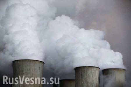 Названы города России ссамым грязным воздухом