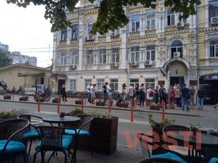 Суд огласил решение главреду РИА Новости Украина (ФОТО, ВИДЕО)