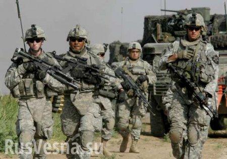Пентагон перебрасывает войска в Саудовскую Аравию