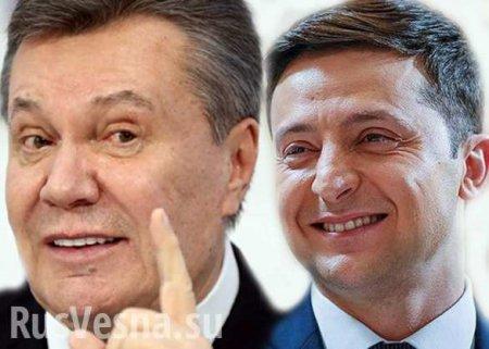Кличко сравнил Зеленского с Януковичем