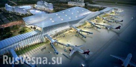 Крым заявил, что готов начать приём авиарейсов с Украины