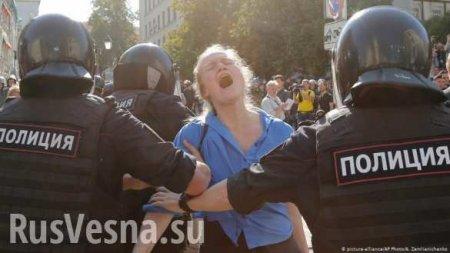 Майдан в России возможен — мнение