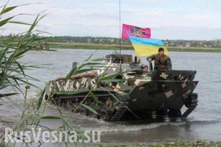 Бунт в 36-й бригаде морской пехоты ВСУ: сводка о военной ситуации на Донбас ...