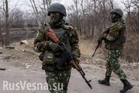 С 1 августа украинские города будет патрулировать Нацгвардия