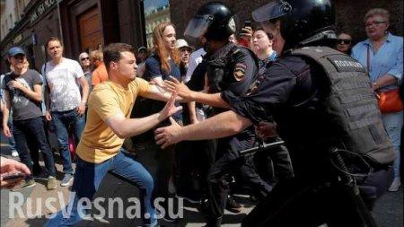 «Это какой-то позор»: 134 задержанных 27июля москвича уклоняются отслужбы ...