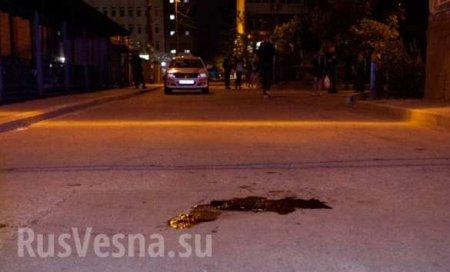 Украинскому десантнику перерезали горло в споре из-за Дня ВДВ (ФОТО, ВИДЕО 18+)