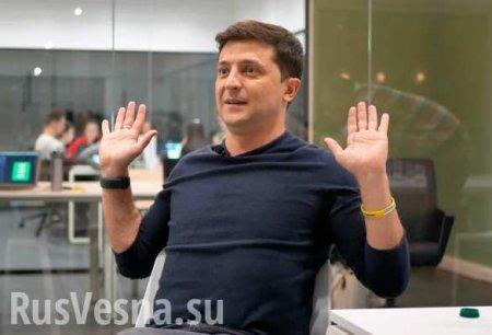 Странный скандал: Зеленский попался на контратаке с американскими лоббистам ...