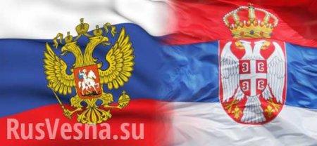 Сербская активистка накинулась на российского посла, обвиняя Россию