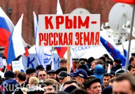 В России ответили на заявление генсека НАТО о возвращении Крыма