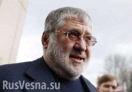 Коломойский заявил, чтоему«до задницы» российский газ