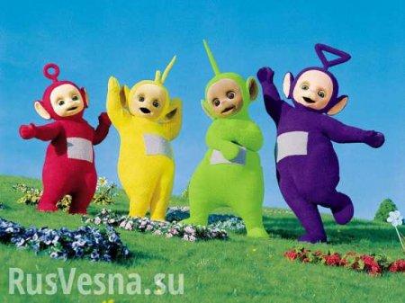 «Скорее на Украине выберут телепузиков в президенты»: В России ответили на слова Зеленского о «возвращении» Крыма