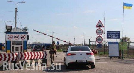 Число украинцев, отдыхающих вКрыму, растёт