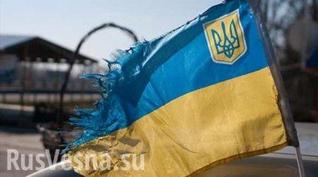 «Патрiоти» нашли вКрыму украинский флаг (ФОТО, ВИДЕО)