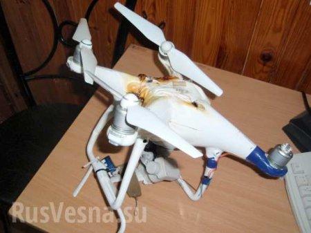 СРОЧНО: Армия ДНР отразила атаку с воздуха (ФОТО)