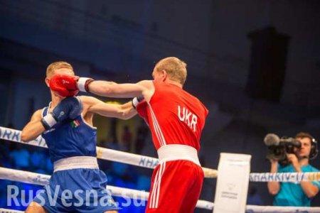 Украина отказалась отправлять делегацию на чемпионат мира по боксу в Екатер ...