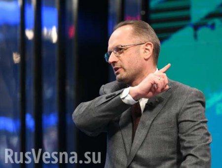 «Узнал обэтом изСМИ»: Зеленский уволил Бессмертного споста представителя ...