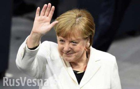Меркель сделала заявление о своей политической карьере