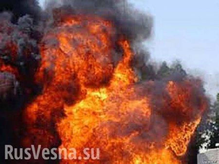Серия мощных взрывов в Луганске: стали известны подробности (ФОТО)