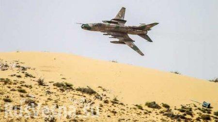 Боевики захватили пилота сбитого в Сирии истребителя Су-22 (ФОТО, ВИДЕО)