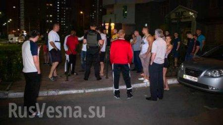 Массовые драки вНиколаеве: таксисты против пассажиров (ФОТО, ВИДЕО)