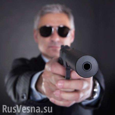 Триллер в Запорожье: «Альфа» схватила майора МВД после встречи с киллером д ...