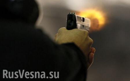 «ВСУшник» застрелил соседа пообщежитию (ФОТО)