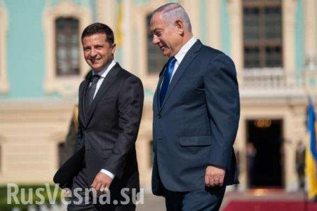 Визит премьера Израиля на Украину: Зеленский требует признать голодомор геноцидом (ФОТО, ВИДЕО)