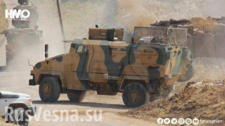Битва за Идлиб: последствия удара по колонне турецких войск в Сирии (ВИДЕО)