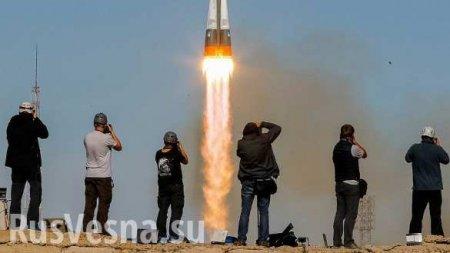 Робот «Фёдор» запущен в космос (ФОТО, ВИДЕО)