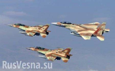 Армия Израиля случайно обстреляла свой гражданский самолёт