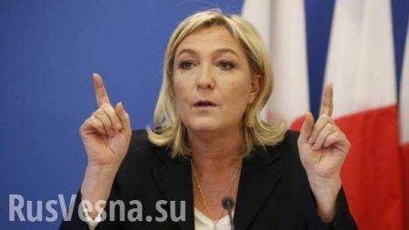Марин ЛеПенпоказала абсурд взаявлениях овозвращении России вG8
