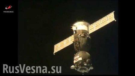«Союз» с роботом FEDOR не смог пристыковаться к МКС