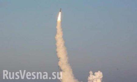 ВАЖНО: Россия провела пуски баллистических ракет морского базирования