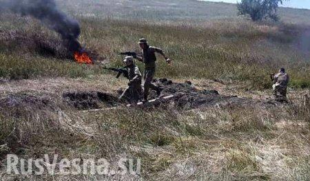 Морпехи ВСУпротив полиции: перестрелка идрака — сводка сДонбасса
